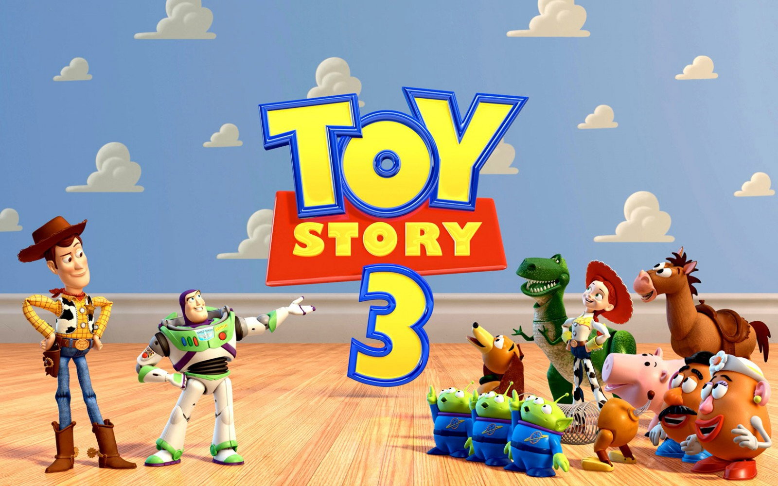 Press release picture of Toy Story 3