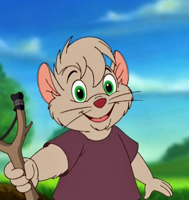 Martin Brisby in NIMH 2