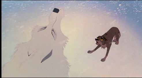 Impression Of The Wolf Balto