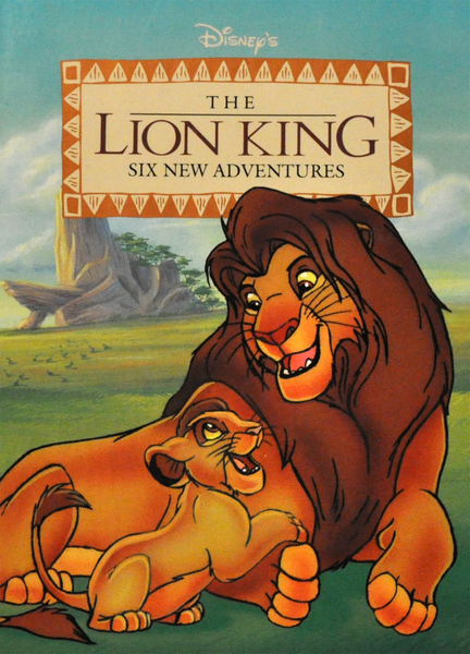 How official are The Lion King Six New Adventures