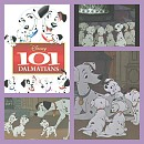 101 Dalmatians collage
