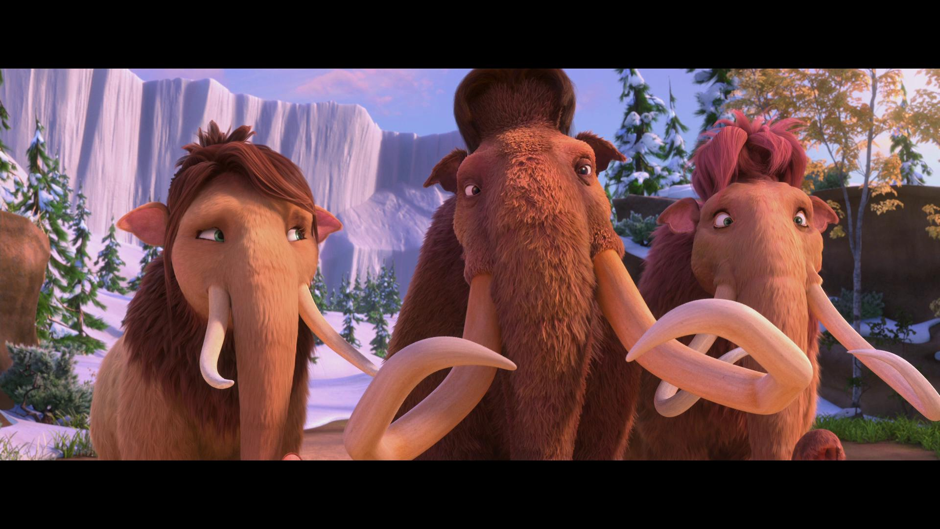 ice age 4 characters peaches - photo #12