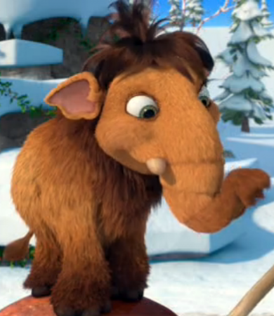 ice age 4 characters peaches - photo #22