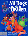 All Dogs Go To Heaven Game Cover
