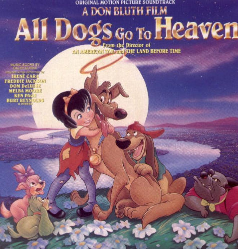 All Dogs Go To Heaven Soundtrack Cover
