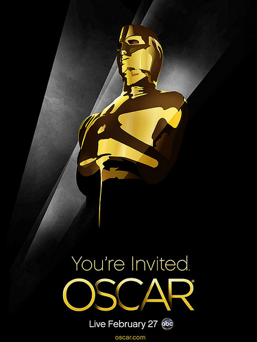 Poster for the Academy Awards