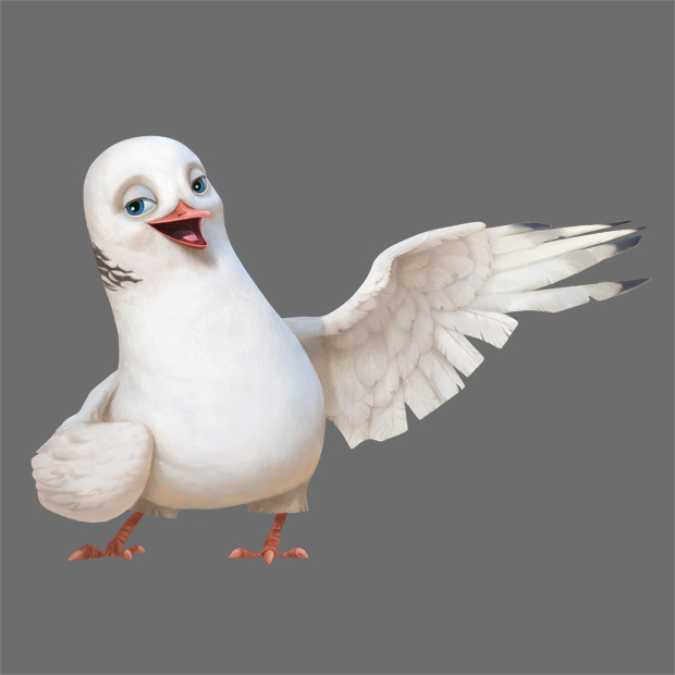 Dave the Dove - The Star