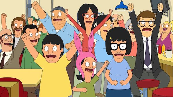 Bob's Burgers - Glued, Where's My Bob?