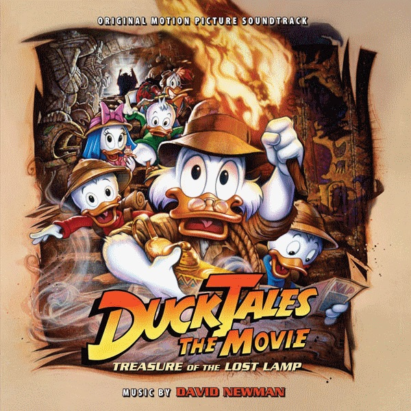 DuckTales the Movie: Treasure of the Lost Lamp - Original Motion Picture Soundtrack