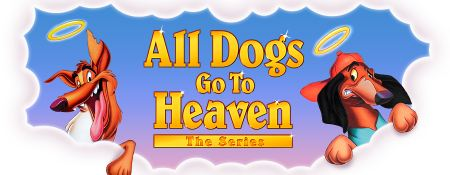 All Dogs Go To Heaven TV series