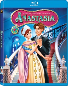 Anastasia bluray cover