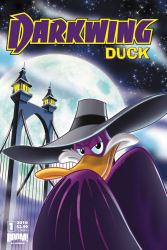 Darkwing Duck #1 comic release