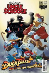 Uncle Scrooge 392 with Ducktales