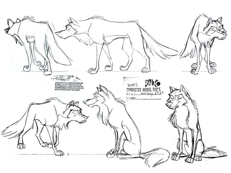 Character sheets © Balto