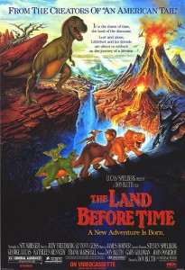 Land Before Time bluray