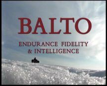 Balto : the true story