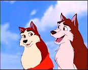 Balto 3 voices