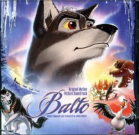 Balto soundtrack