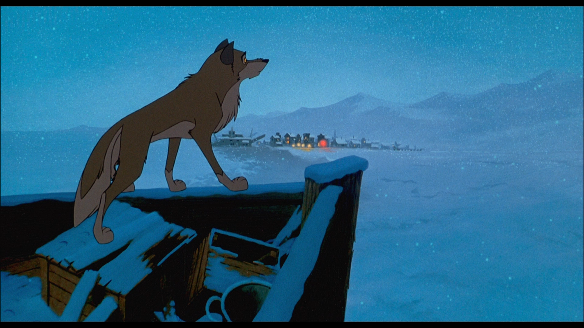 Balto Gets Released On Blu Ray