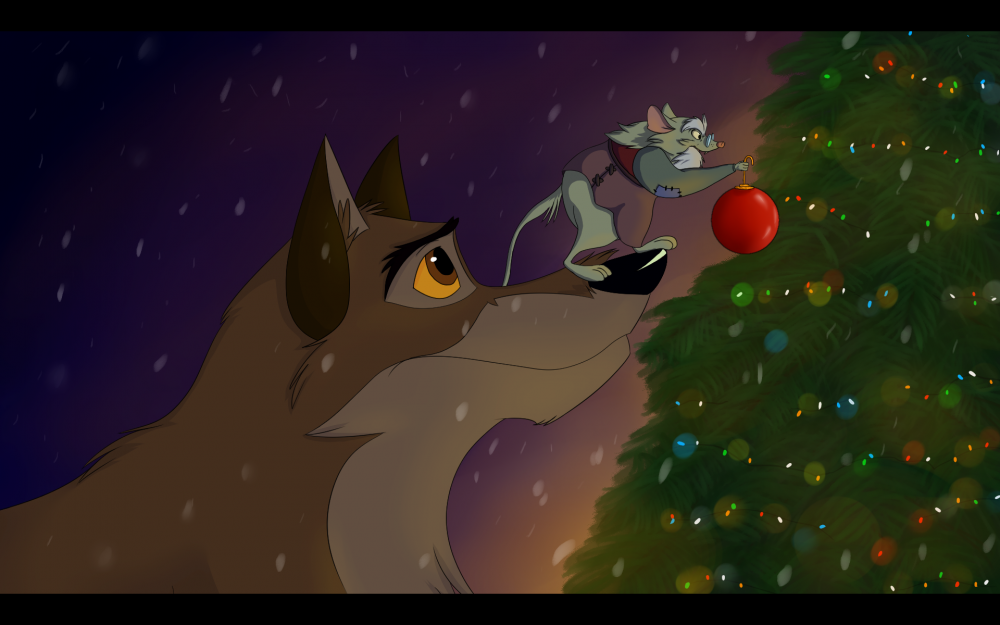 Balto and Mr. Ages