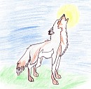 Howling Wolf - Finished