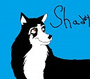 First tablet drawing- Shadey