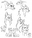 Balto Sketch Dump