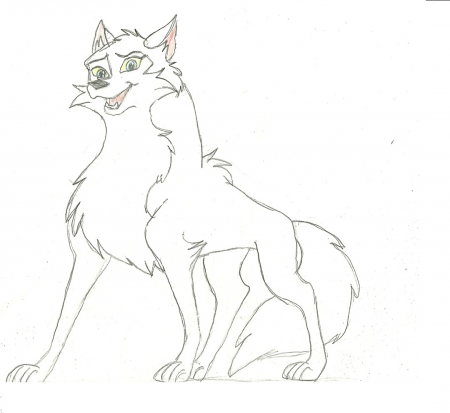 Images of Balto 2 Coloring Pages - #SpaceHero