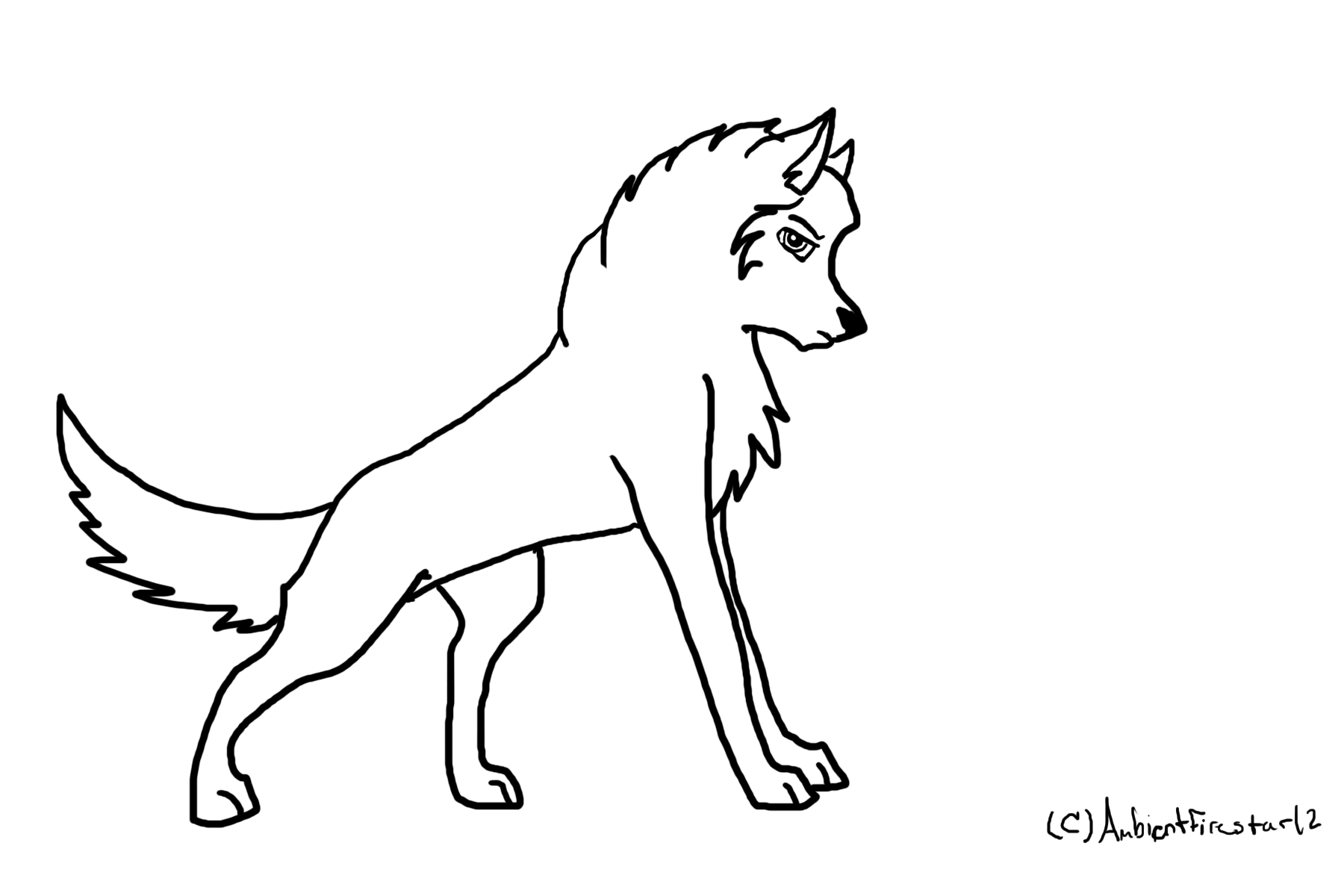 balto coloring pages online - photo#44