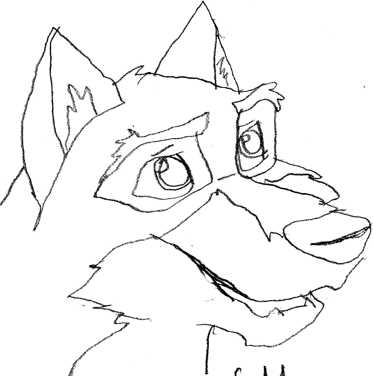 balto howling coloring pages - photo #21