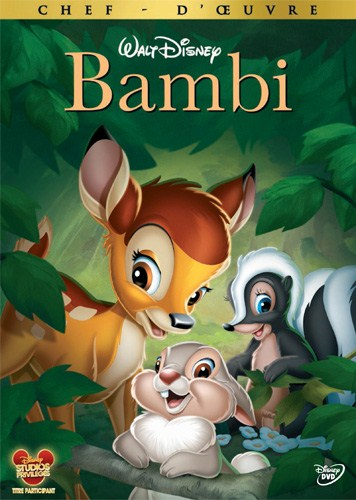 dvd releases 169 bambi