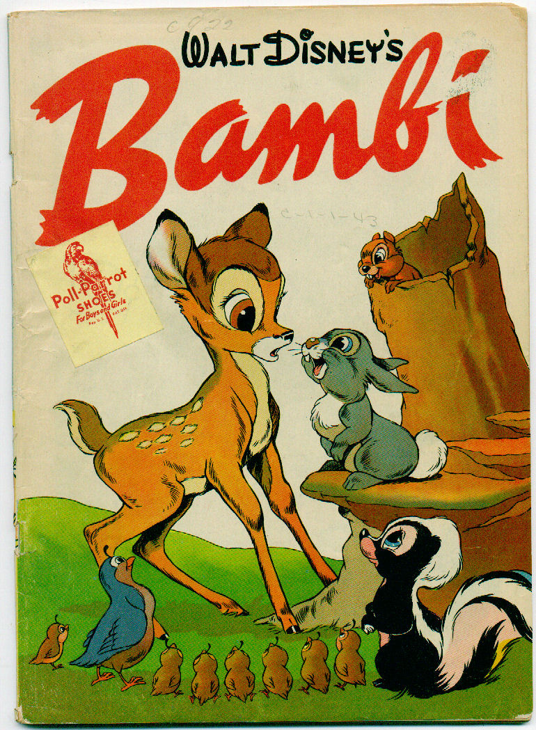promotional posters  u00a9 bambi