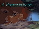 A Prince is born...