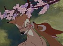 Bambi and Faline Reversed Genders