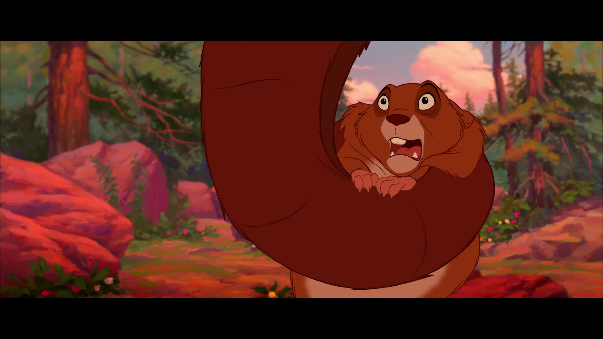 kenai  human   u00a9 brother bear