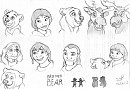 Brother bear characters