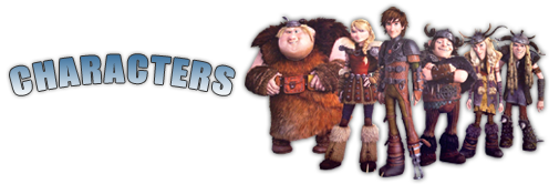 Characters how to train your dragon how to train your dragon characters ccuart Choice Image