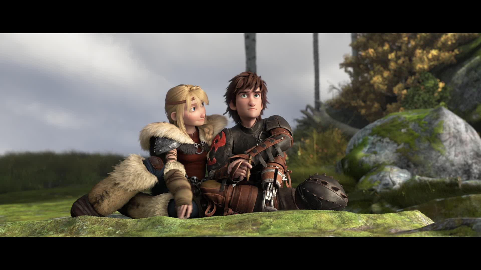 how to train your dragon tv series villains