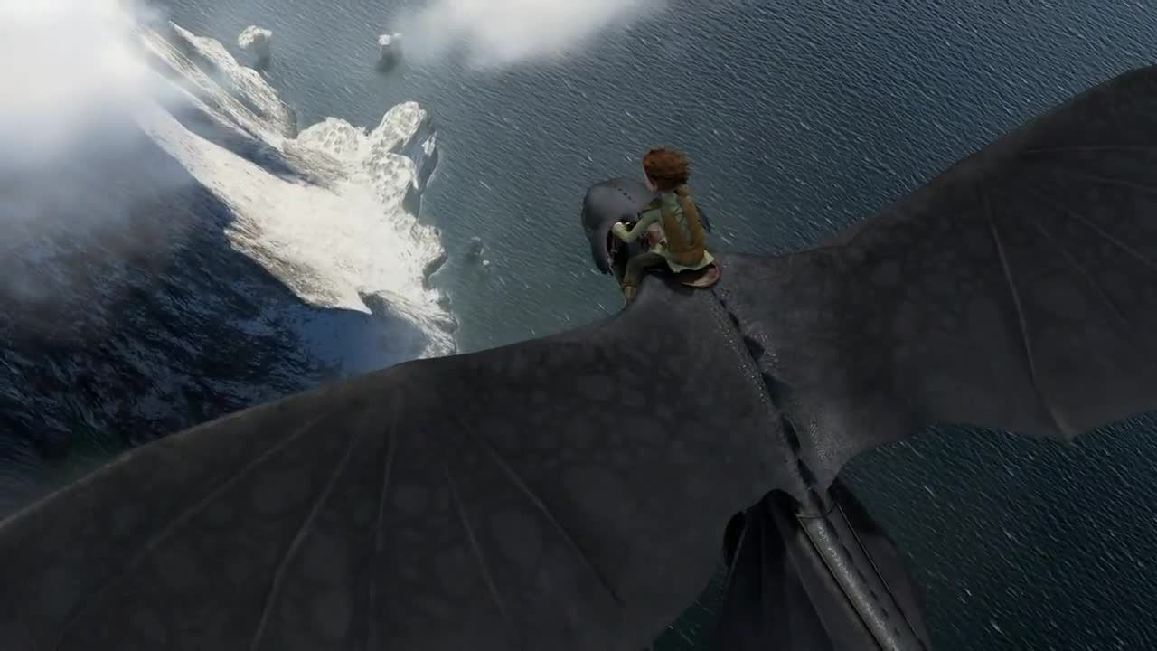 How To Train Your Dragon Tv Series Screenshots