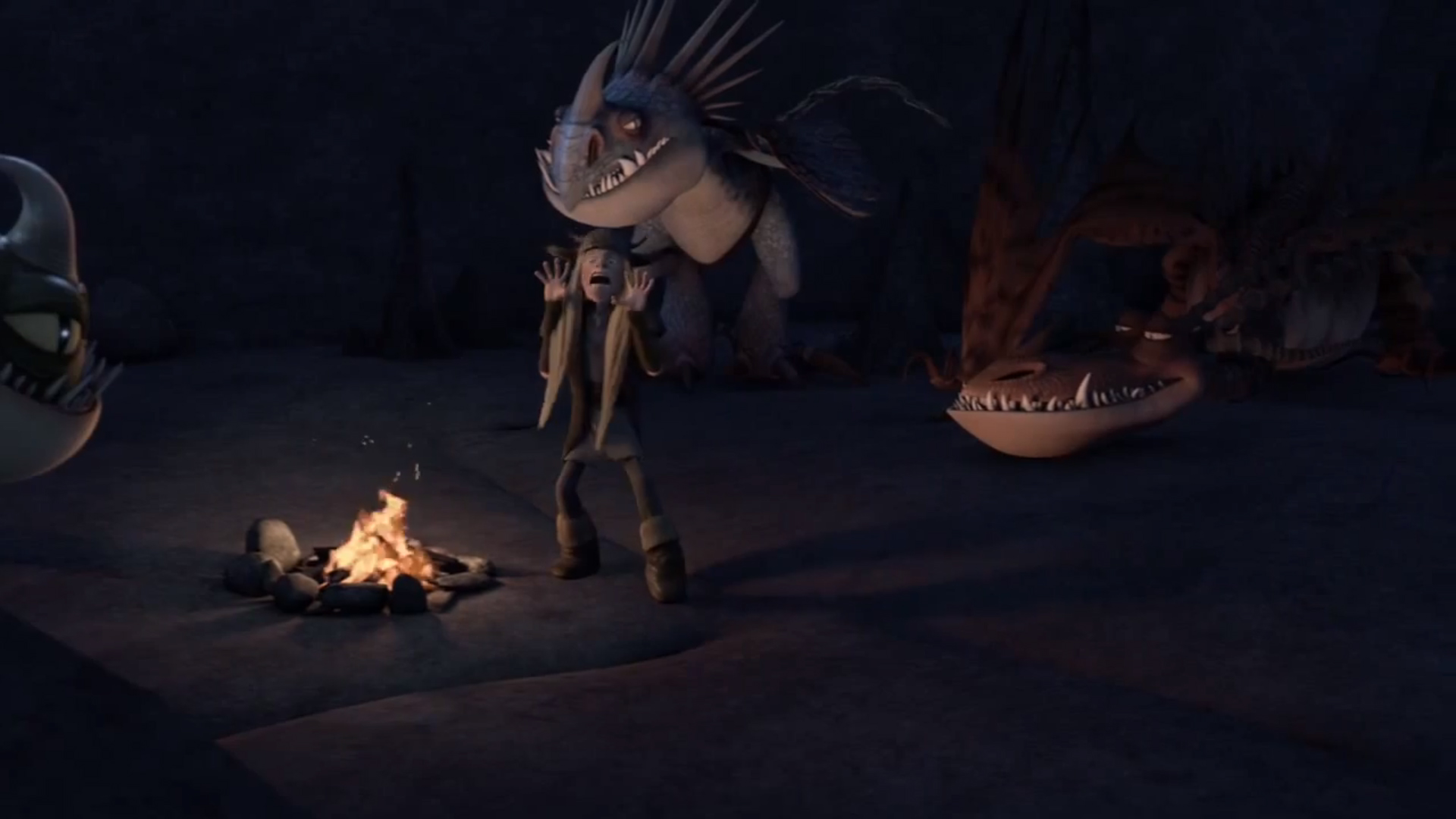 main character in how to train your dragon