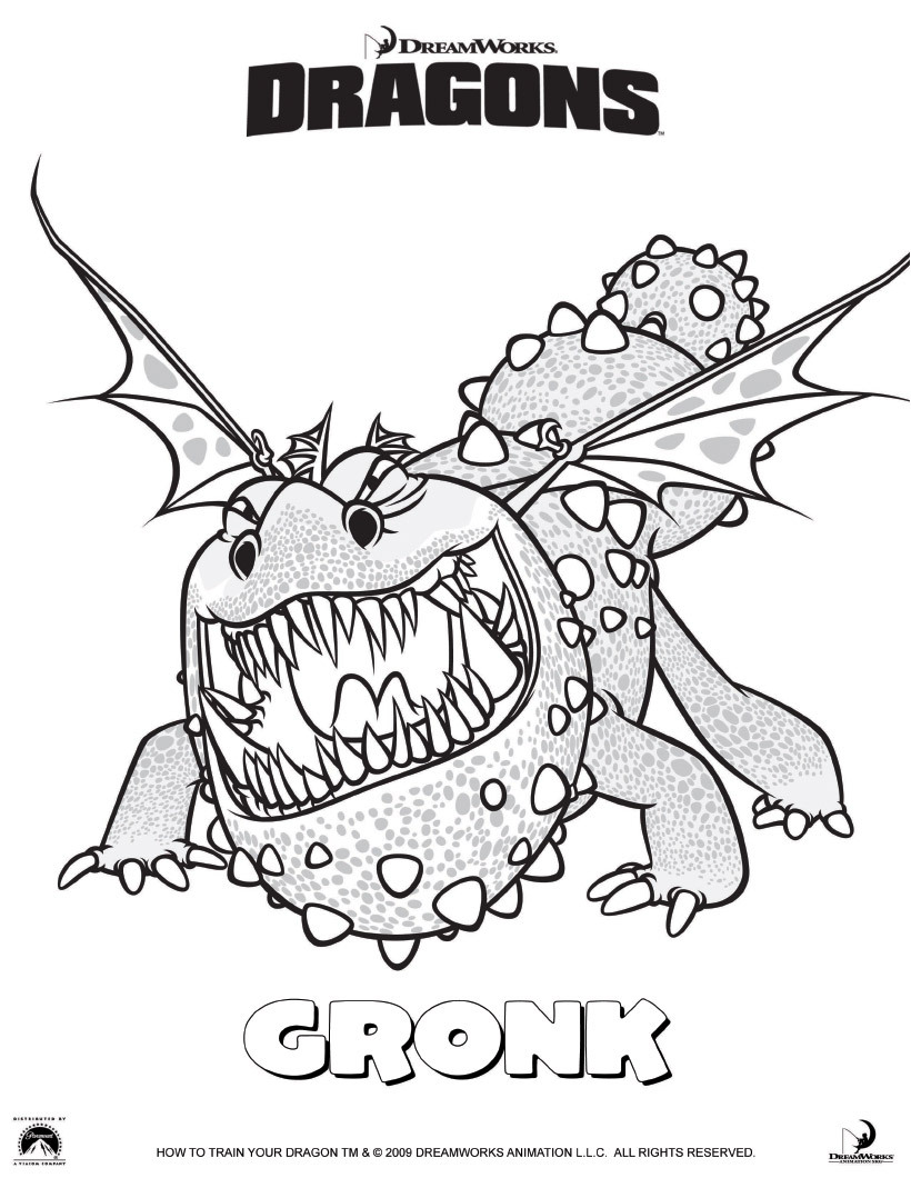 Coloriages 169 Dragons How To Your Coloring Page