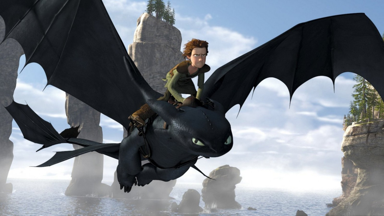 Information © How To Train Your Dragon