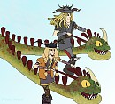 Let's Dragon Ride!