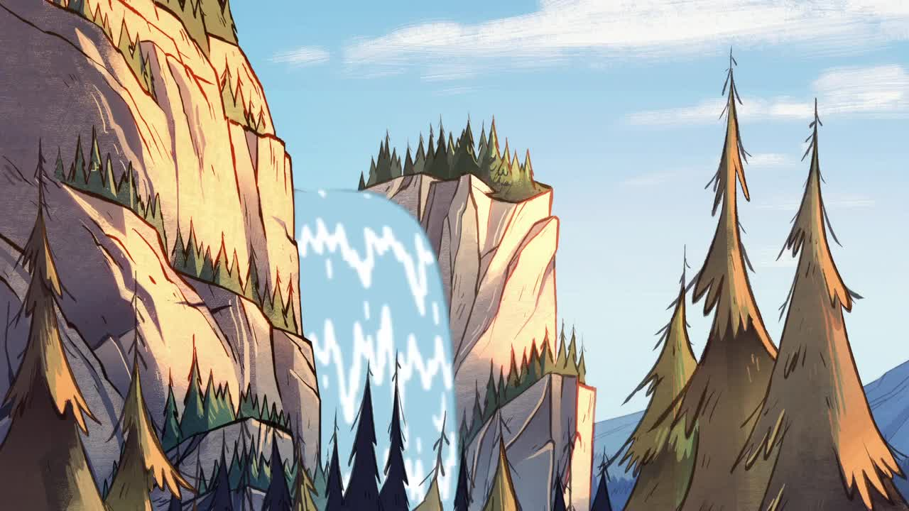 Gravity Falls Season 1 Screenshots