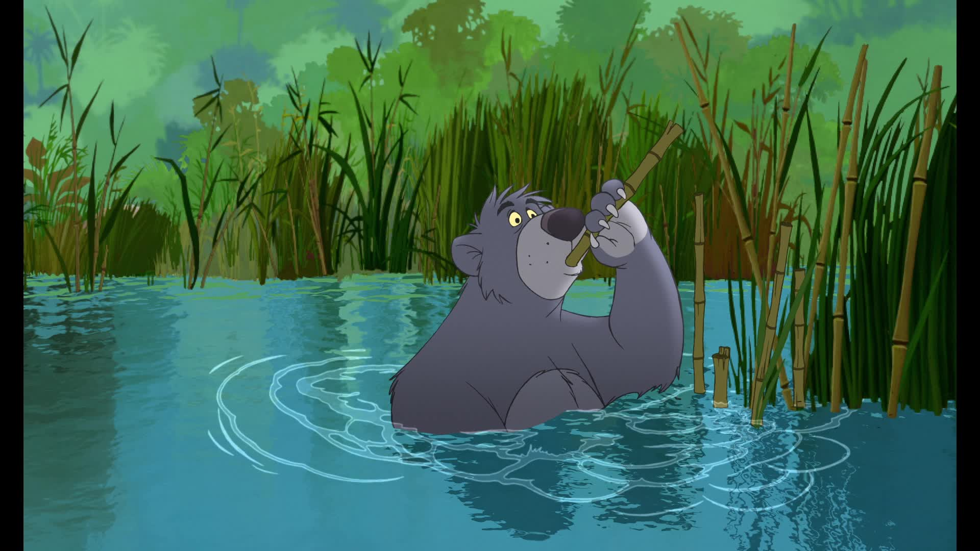 Brains Over Brawn Quotes: The Jungle Book Quotes