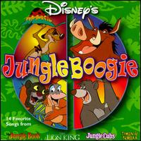 Jungle Boogies CD