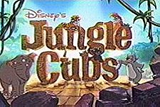 "Opening logo for ""Jungle Cubs"""