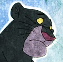 .: Bagheera Icon Free for use :.
