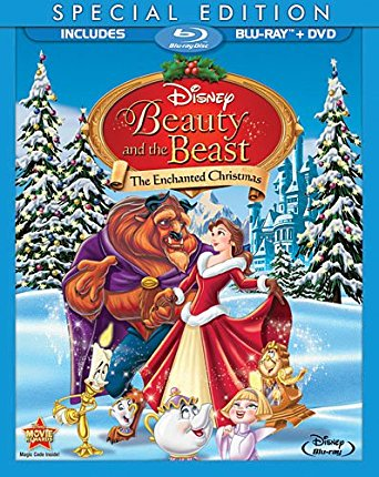 Beauty and the Beast: The Enchanted Christmas SE Blu-ray