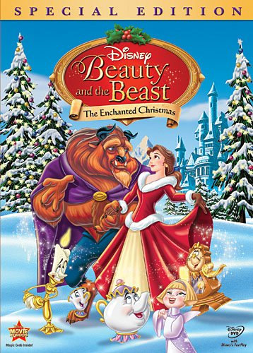 Beauty and the Beast: The Enchanted Christmas SE DVD 2011